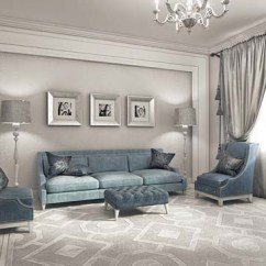 Elegant Living Rooms Designs Small Room Curtain Ideas Neoclassical Design