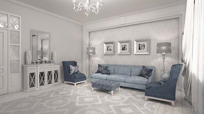elegant living room design simple modern ceiling designs for neoclassical