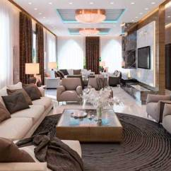 Big Living Room Design Trunk Coffee Table Interior Designs 88designbox Luxury Ideas For A Family