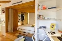Cozy interior design for a small apartment 48m2