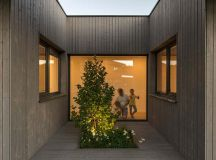Black Box House in Vilnius by PAO Architects
