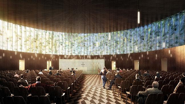 CAZA announces design of La Salle Church in Binan City