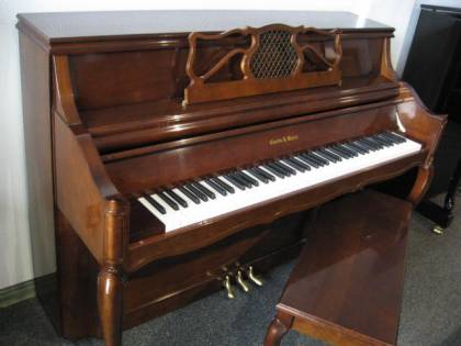 Charles Walter model 1076 Console Piano
