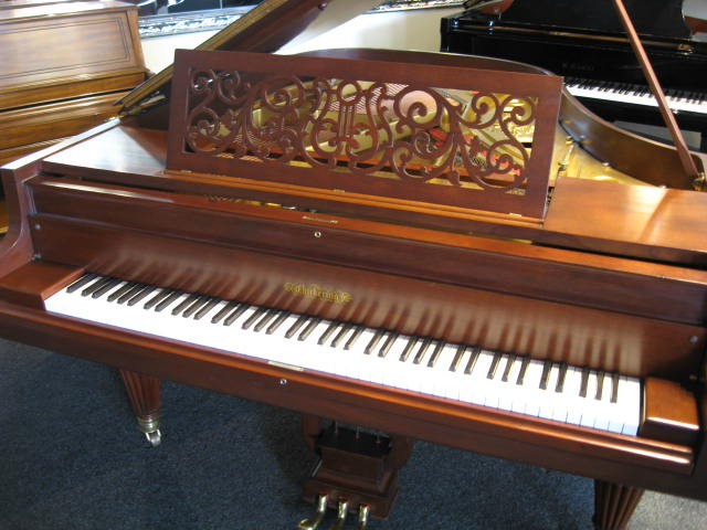 19th Century Americana – Chickering Grand Piano