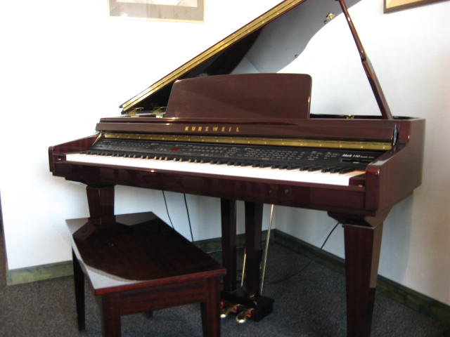 Kurzweil model Mark 110 Digital Grand Piano