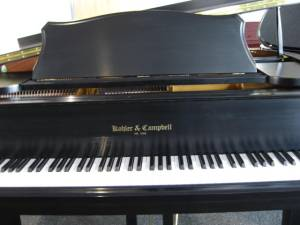 Kohler & Campbell model KIG-54 Grand Piano