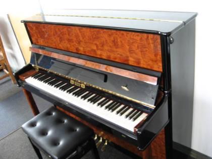 Gebr Perzina model GP-122 Studio Upright Piano