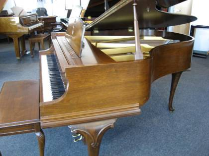 1934 Cable-Nelson Baby Grand Piano