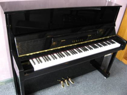 Yamaha model b3 professional upright piano