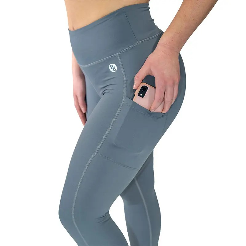 Release Edition Leggings Grey front
