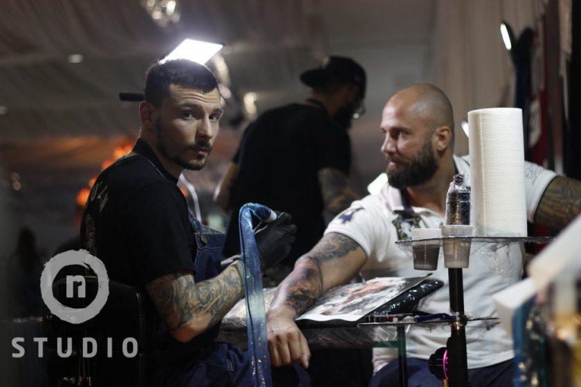 International Tattoo Convention Bucharest