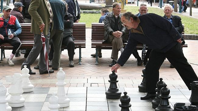 The mall's popular chess centre is under threat. Image source: Liverpool Leader