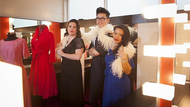 Kiersten Fishburn, Micheal Do and Anney Bounpraseuth are the team behind Sunday Best, Image source: Liverpool Leader