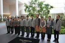 Reception Staff Uniform