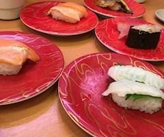 池袋キャバクラはちみつくろーばー かの お寿司