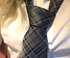 池袋キャバクラ【はちみつくろーばー】よう お気に入りのネクタイ