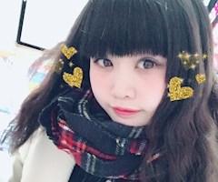 池袋JK制服キャバクラ【はちみつくろーばー】にちか 冬のファッション