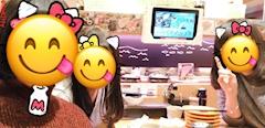 池袋JK制服キャバクラ【はちみつくろーばー】きり 友達と回転寿司
