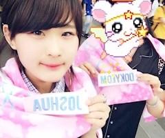 池袋JK制服キャバクラ【はちみつくろーばー】みち 韓国グループライブ