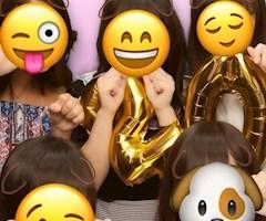池袋JK制服キャバクラ【はちみつくろーばー】きり 友達の誕生日会