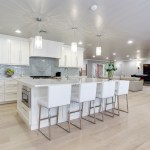 Tips On How To Choose Space Pendant Lights Above A Kitchen Island Design Directions