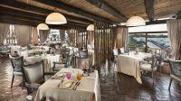 La Pergola Restaurant, Cervo Hotel, Costa Smeralda Resort