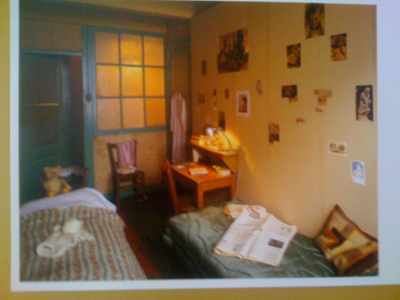 Anne Franks room  89 North News