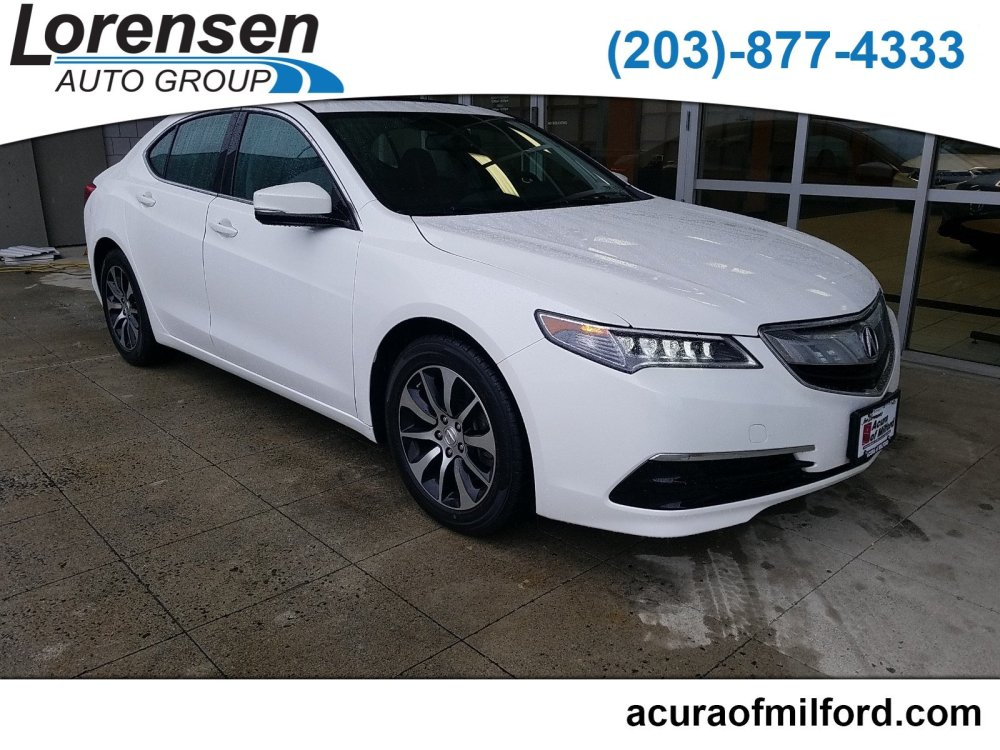 medium resolution of pre owned 2016 acura tlx 4dr sdn fwd