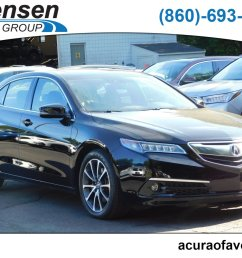 pre owned 2016 acura tlx v6 advance [ 1600 x 1200 Pixel ]
