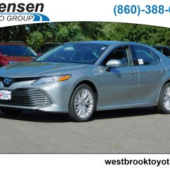 All New Camry Hybrid 2019 Grill Grand Veloz Toyota Xle 4dr Car In Westbrook 19064