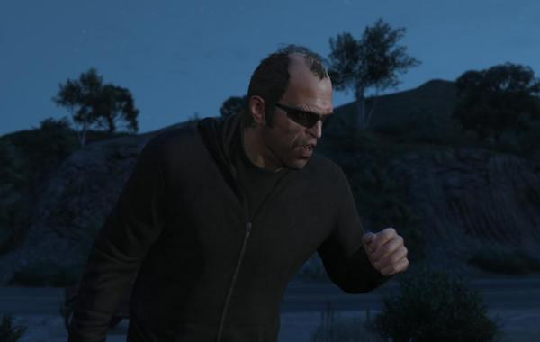 Grand Theft Auto V Trevor Philips