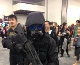 Resident Evil Cosplayers SVCC 2016