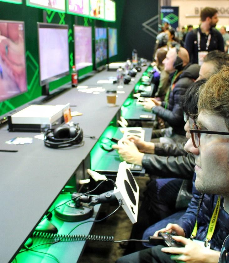 Xbox booth GDC 2019 8Bit/Digi
