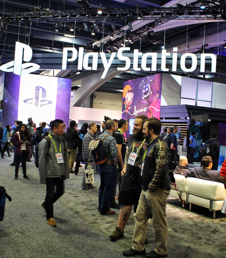 PlayStation GDC 2019 8Bit/Digi