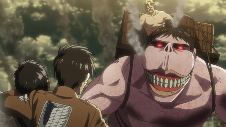 Attack on Titan Season 3 Pt. 2 8Bit/Digi