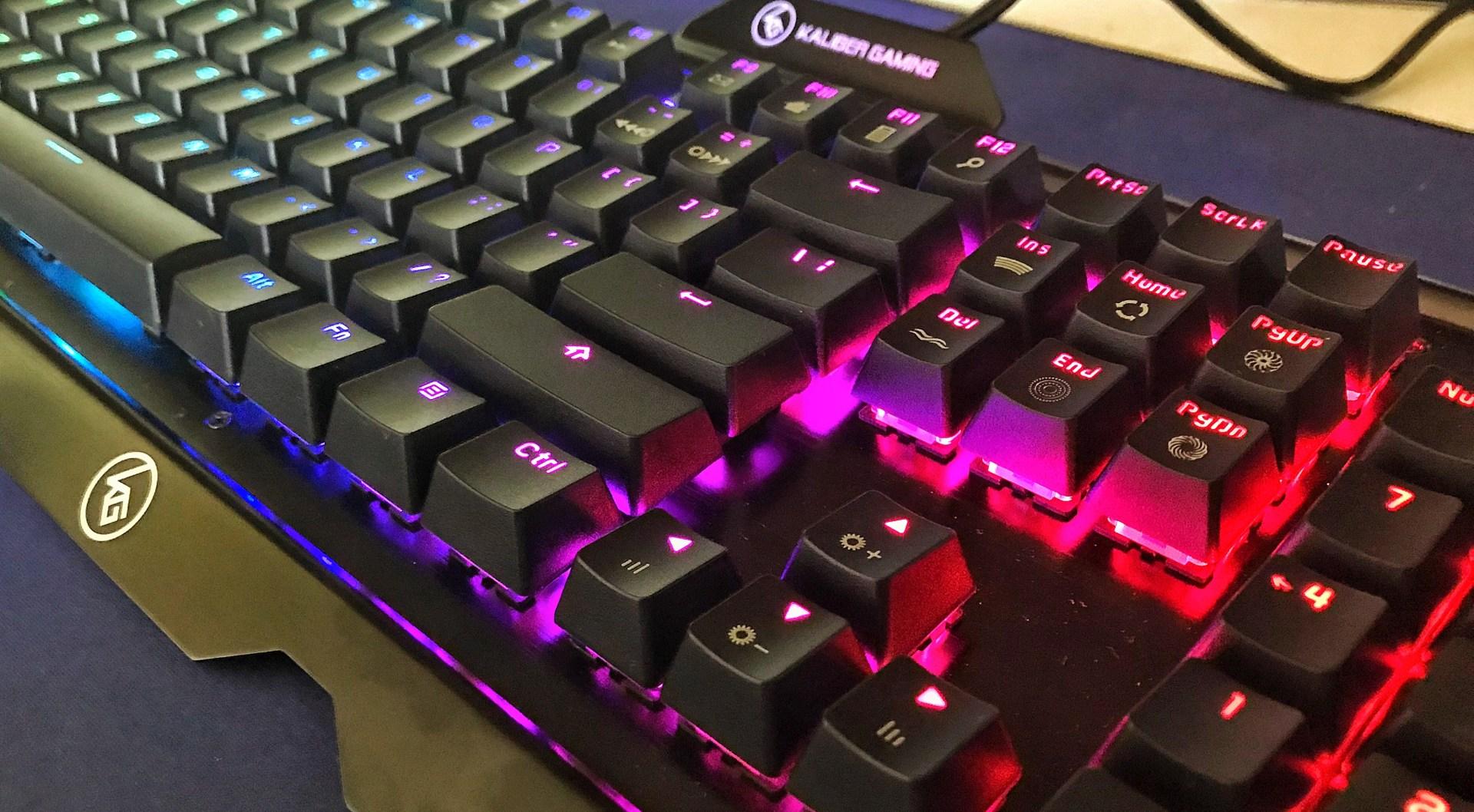 HVER PRO RGB Keyboard