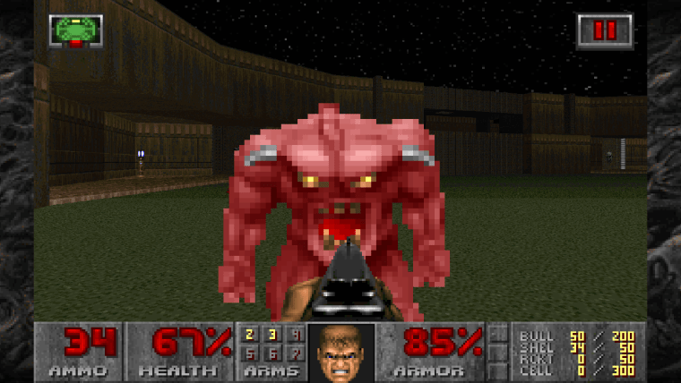 Review | Doom II (iOs) - 8Bit/Digi