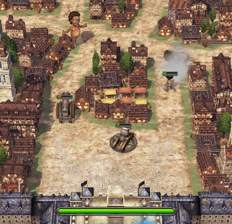 Attack on Titan Tactics 8Bit/Digi Insight for Bay Area Gamers