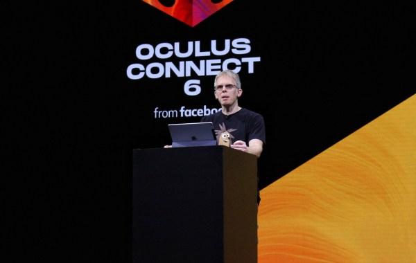 John Carmack Oculus Connect 6 8Bit/Digi