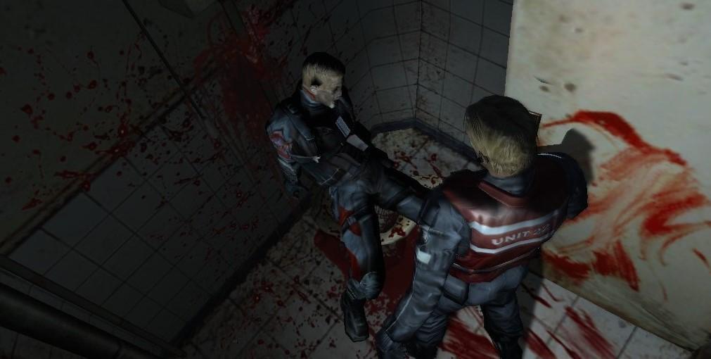 Cold Fear horror game 8Bit/Digi