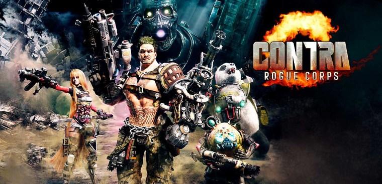 Contra: Rogue Corps (PC)