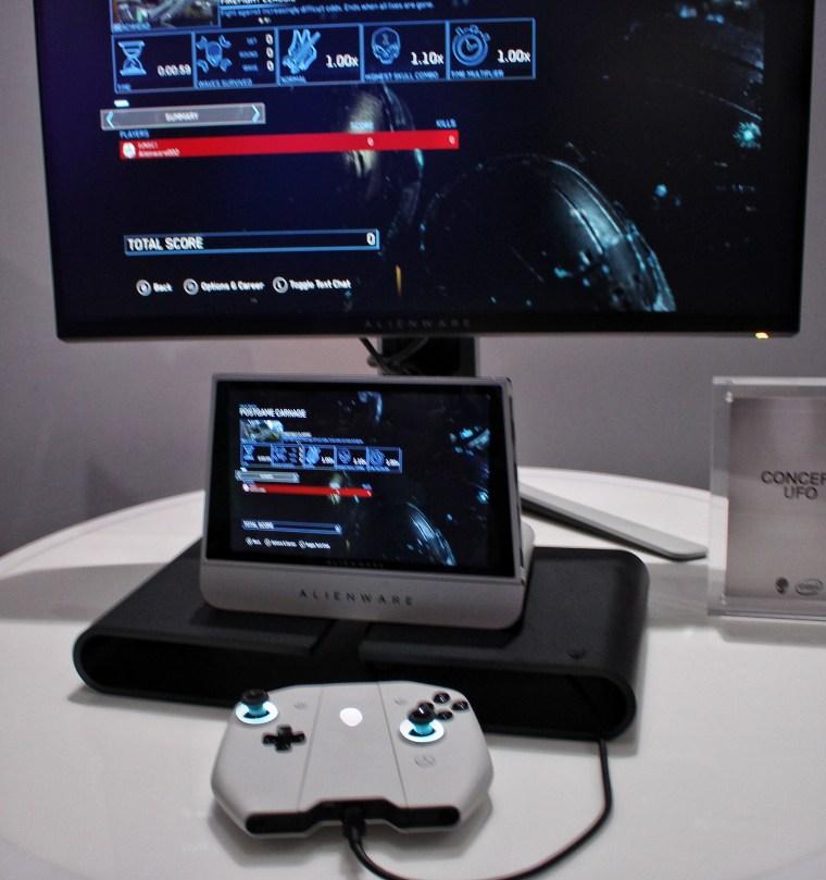 CES 2020 Alienware UFO