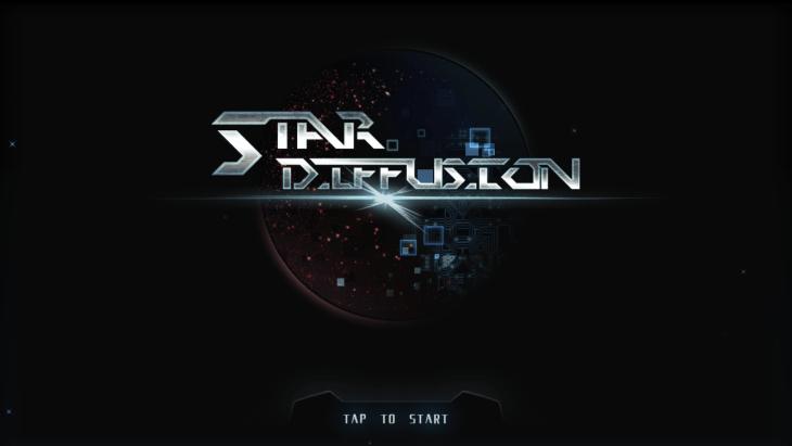 Star Diffusion X intro
