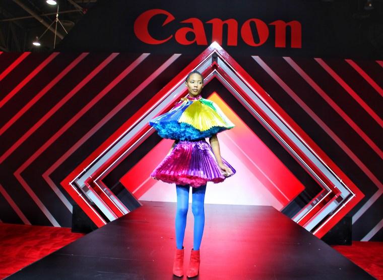 Canon Consumer Electronics Show 2020