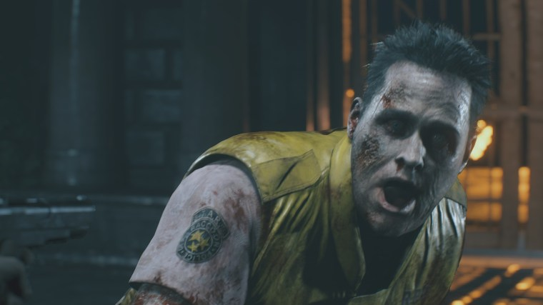 Brad Vickers Resident Evil 3 8Bit/Digi
