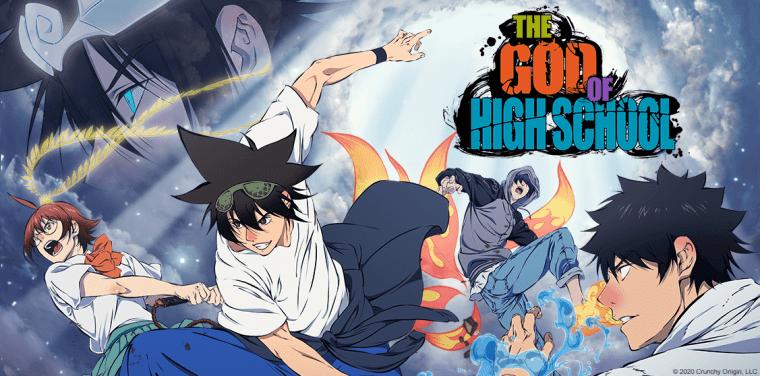 The God of High School 8Bit/Digi