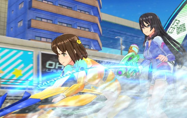 Kandagawa Jet Girls 8Bit/Digi