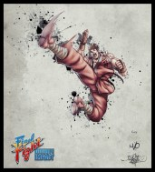 Final_Fight_Double_Impact_Guy_by_KaizenDesign