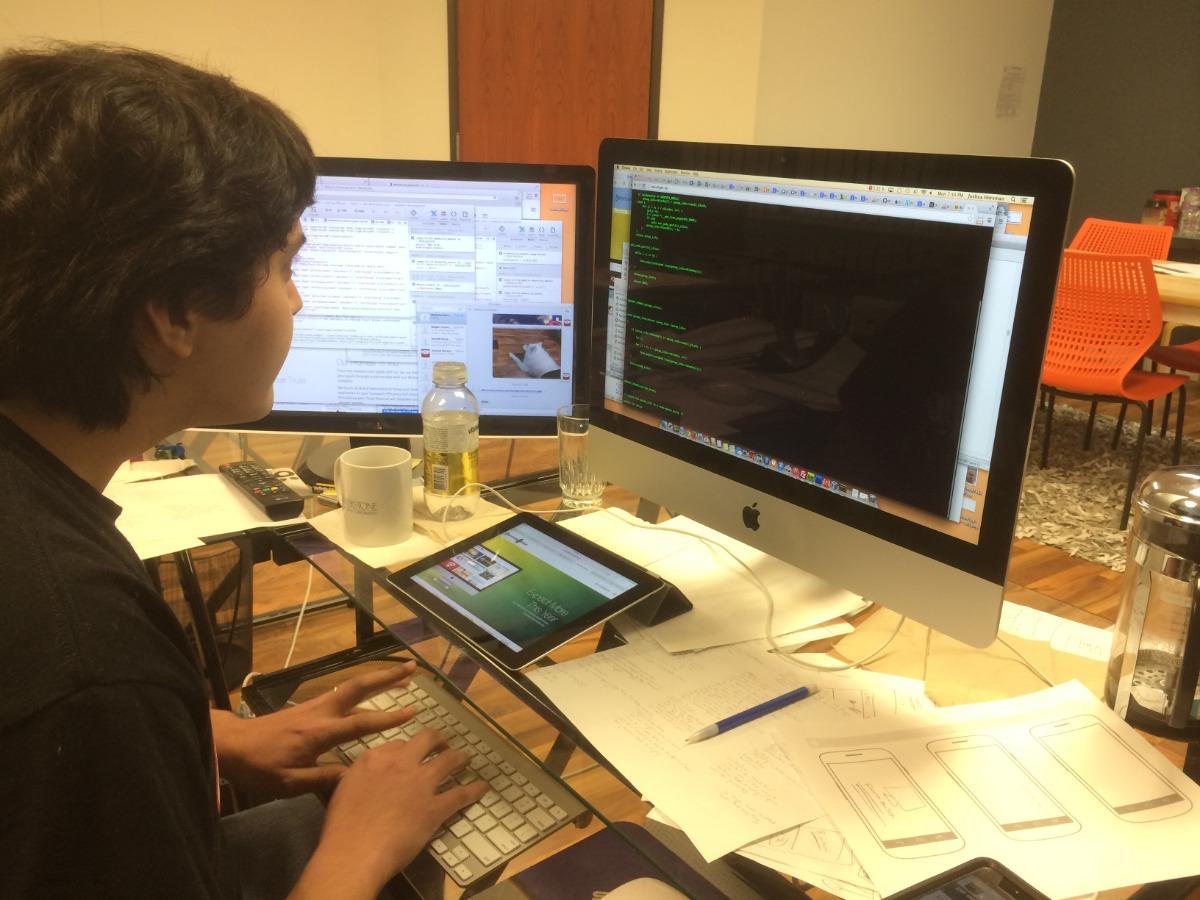 josh coding