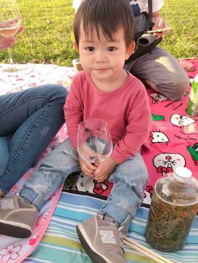 小把逋野餐趣